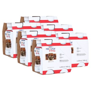 Abbildung: Resource Energy Coffee, 6 x 4 x 200 ml