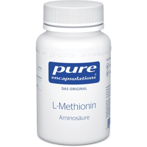 Abbildung: pure encapsulations L-Methionin, 60 St.