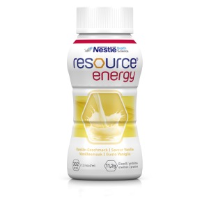 Abbildung: Resource energy Vanille, 4 x 200 ml