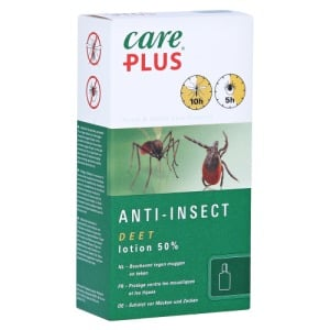 Abbildung: CARE PLUS Deet Anti Insect Lotion 50%, 50 ml