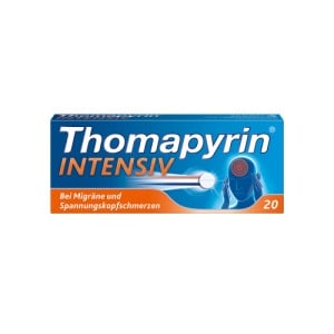 Abbildung: Thomapyrin Intensiv Tabletten, 20 St.