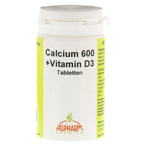 Abbildung: Calcium 600 Mg+d3 Tabletten, 60 St.