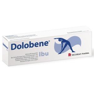 dolobene ibu gel 100 g docmorris. Black Bedroom Furniture Sets. Home Design Ideas