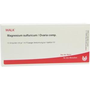 Magnesium Sulfuricum Ovaria Comp Erfahrungen