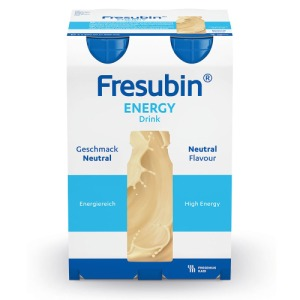 Abbildung: Fresubin Energy Drink Neutral Trinkflasc, 4 x 200 ml