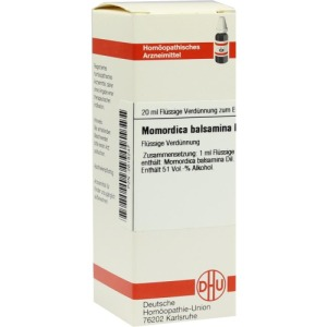 Abbildung: Momordica Balsamina D 2 Dilution, 20 ml