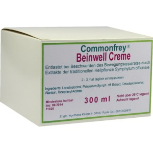 Abbildung: Commonfrey Beinwell Creme, 300 ml