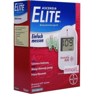 Abbildung: Ascensia Elite mmol, 1 St.