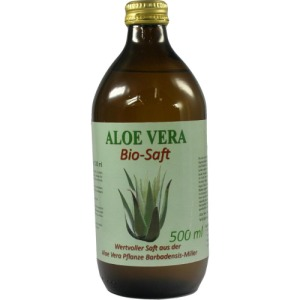 Abbildung: BIO ALOE VERA Saft Plus Vitamin C, 500 ml