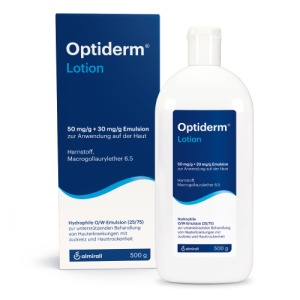 Abbildung: Optiderm Lotion, 500 g