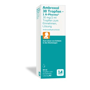 ambroxol 30 tropfen 1a pharma 50 ml docmorris. Black Bedroom Furniture Sets. Home Design Ideas