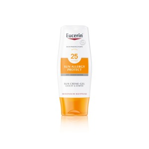 Abbildung: Eucerin Sun Allergy Protect Creme Gel LSF 25, 150 ml