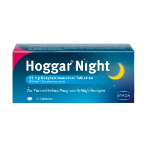 Abbildung: Hoggar Night Tabletten, 10 St.