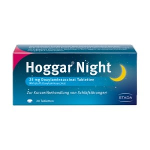 Abbildung: Hoggar Night Tabletten, 20 St