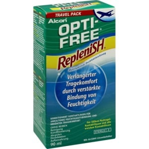 Abbildung: Opti-free Replenish Multifunktions-desin, 90 ml