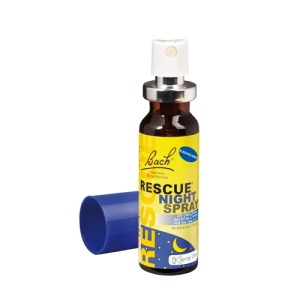 Abbildung: BACH Original Rescue night Spray alkoholfrei, 20 ml