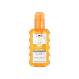 Abbildung: Eucerin Sun Transparent Spray LSF 50, 200 ml
