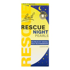 Abbildung: BACH Original Rescue night pearls, 1 St