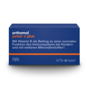 Abbildung: orthomol junior C plus Waldfrucht, 30 St.