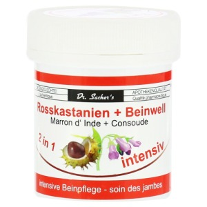 Abbildung: Rosskastanie+beinwell 2in1 Intensiv Gel, 125 ml