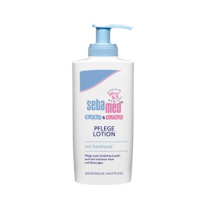 Abbildung: Sebamed BABY & KIND Pflegelotion, 200 ml