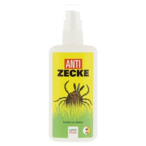 Abbildung: CARE PLUS Anti-zecke Spray, 100 ml