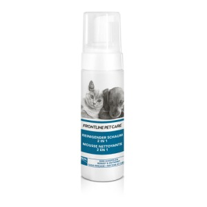 Abbildung: Frontline Pet Care reinigender Schaum 2in1, 150 ml