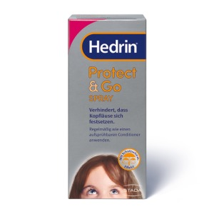 Abbildung: Hedrin Protect & Go Spray, 120 ml