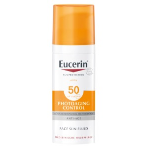 Abbildung: Eucerin Sun Photoaging Control Face Fluid LSF 50, 50 ml