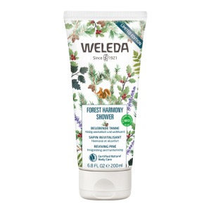 Abbildung: Weleda Forest Harmony Shower, 200 ml