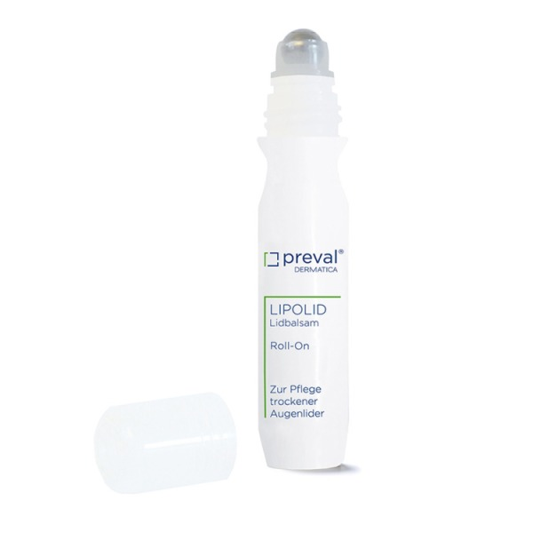 PREVAL Lipolid Lidbalsam Roll-On (15 ml Balsam)