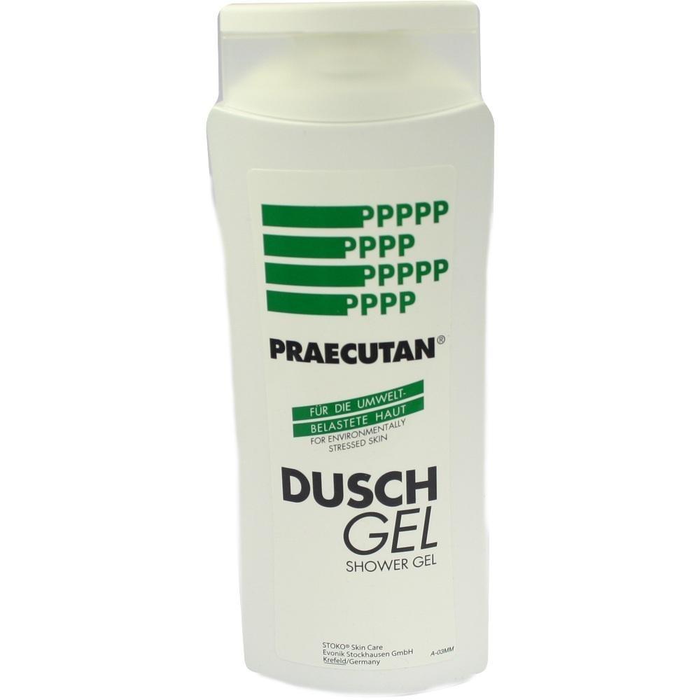 Praecutan Duschgel Hautreinigung Tube