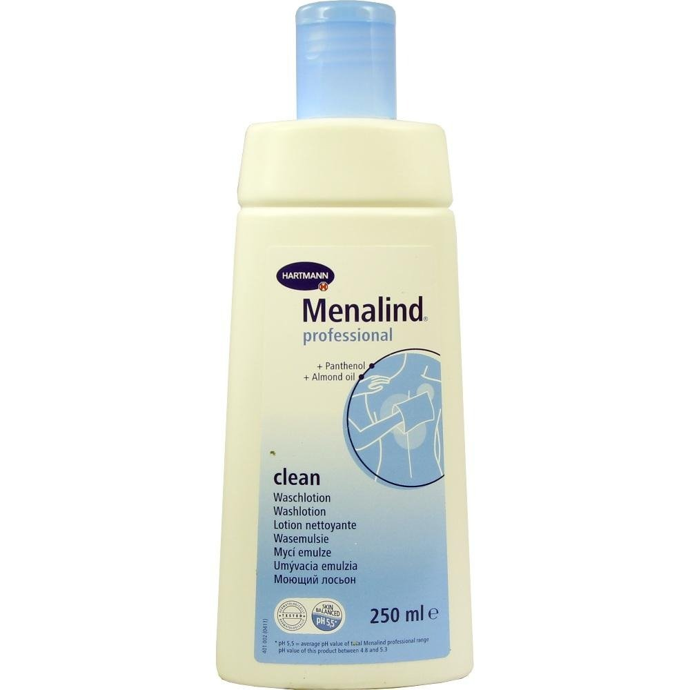 Menalind Professional Clean Waschlotion