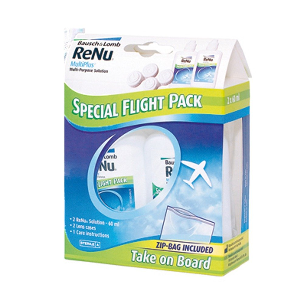 RENU Multiplus Flight Pack Flaschen